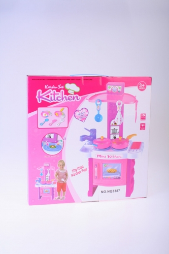 Kuchnia Kitchen Set B/O 41X41X6 Mega Creative